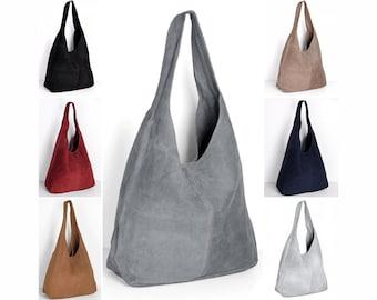 f8de610d03ffe Ledertasche Handtasche Shopper Tasche schwarz