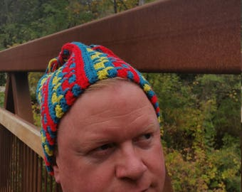 Apple Green-ish Touque, Eh?!