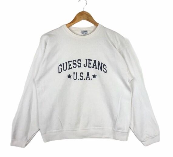 Vintage Guess Jeans U.S.A Crewneck