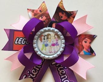 Lego Girls Hairbow- Lego Girls Hairbows- Lego Girls Bows- Lego Girls Bow- Lego Girls- Lego Hairbows- Lego Hairbow- Lego Bow- Lego Bows- Lego