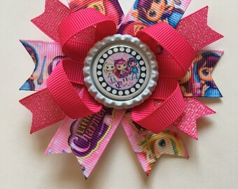 Little Charmers Hairbows- Little Charmers Bows- Little Charmers- Little Charmers Hairbow- Little Charmers Bow- Little Charmers Hair Bows-