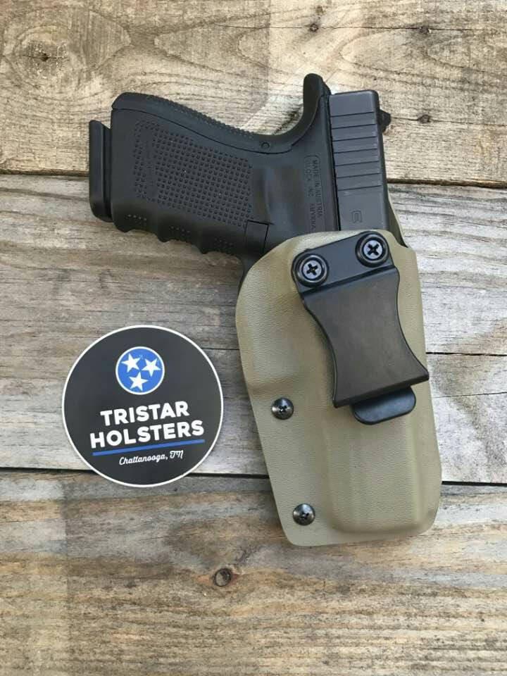 Kydex Glock 17/22/31 im Inneren der Bund Holster 10 Farben | Etsy