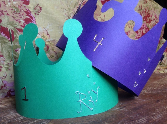 Krone Krone Geburtstag Weihnachten Kindes Krone Krone König | Etsy