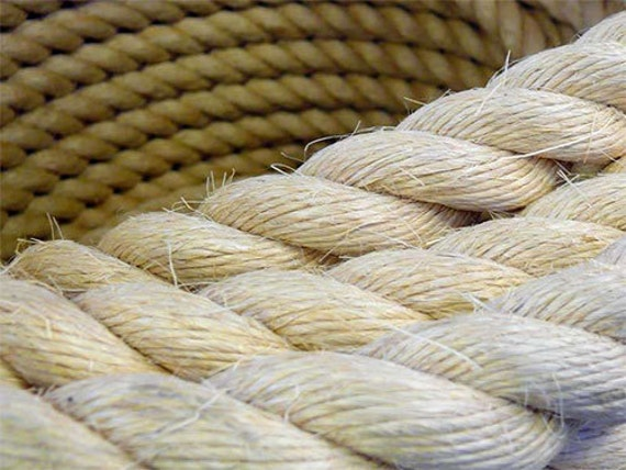 16mm Synthetic Manila Rope x 15 Metres Garden /& Boating Manila For Decking