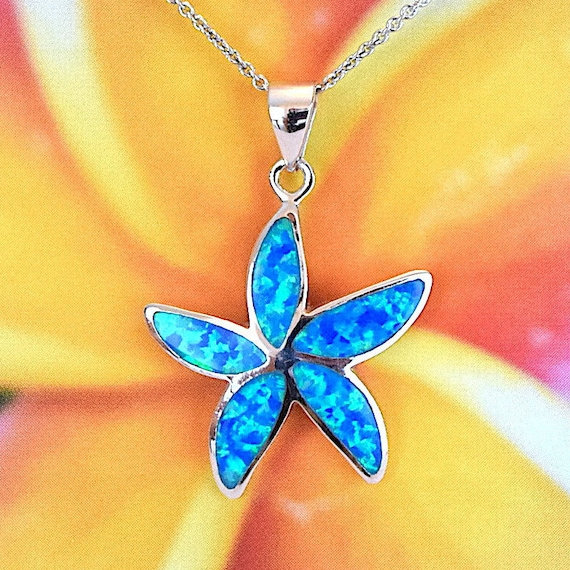 Sterling Silver necklace Ocean jewelry gift Mothers  gift Sea necklace Starfish necklace Unique gifts  Mom gift Present for mom