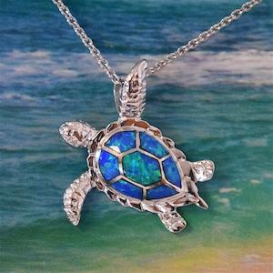 Gorgeous Large Hawaiian Sea Turtle Bracelet Sterling Silver Turtle Honu Petroglyph Bracelet B3116 Statement PC Birthday Mom Valentine Gift
