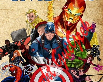 Marvel: Civil War
