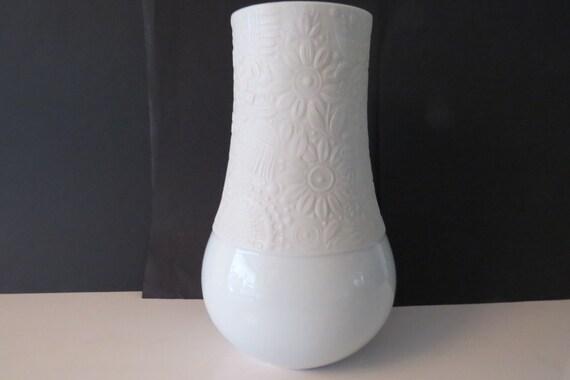 Rosenthal Studio Linie Vase Structure 70s Etsy