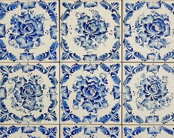 Ceramic Tiles Etsy - 10x10 white ceramic tiles