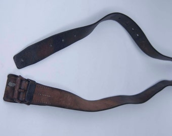 Leather Belt (1330-10-G1309)