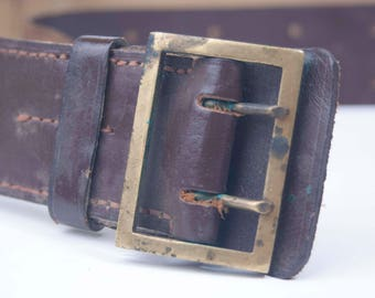 Leather Belt (1330-10-G1308)