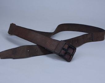 Leather Belt (1330-10-G1319)