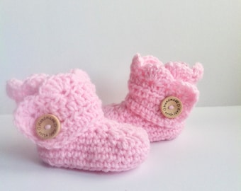 Baby girl boots, baby girl booties, baby boots, baby shoes girl, first baby booties, baby booties crochet, baby gifts under 20, crib shoes