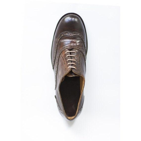 3c57e895cb22 Halbschuhe Herren Schuhe-handgemachte Schuhe-Oxford Schuhe-kundenspezifische  Schuhe-Herren Schuhe-Leder Schuhe Herren-braune Schuhe-Herren Halbschuhe  Herren ...