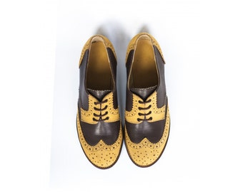 Shoes Women-Derby shoes- Brogues- womens shoes-Leather-Handmade shoes-mens shoes-brogues-shoes-custom shoes-womens brogues
