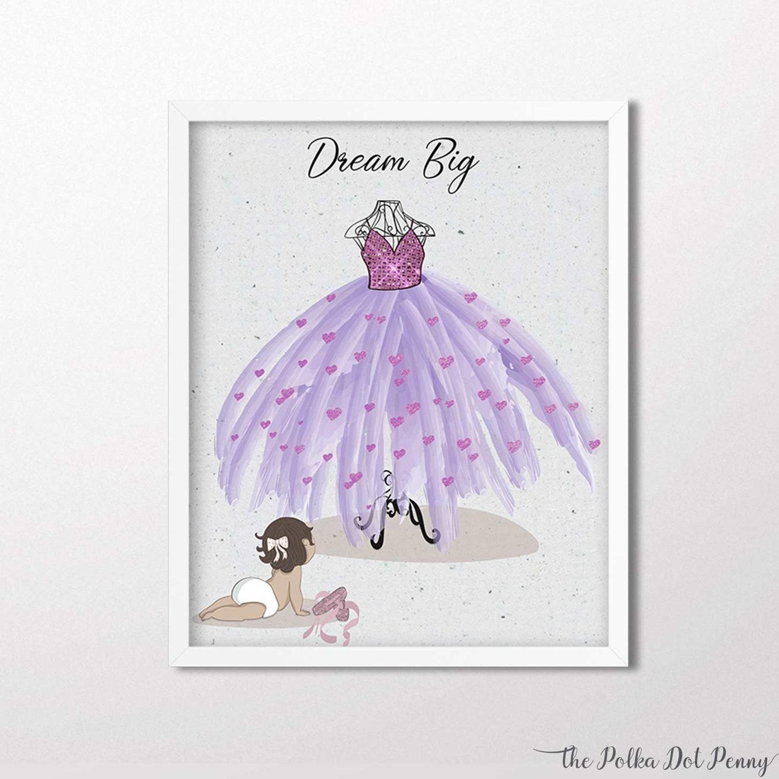 baby girl ballet