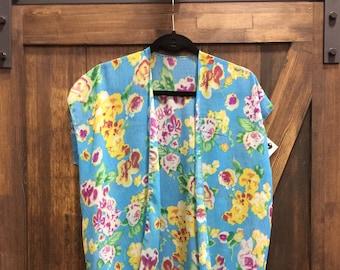 Handmade Kimono Robe