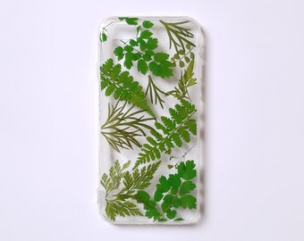 Handmade real dried pressed flower phone case, iphone se 6s 7 8 plus x xr xs 11 12 13 pro max case, samsung galaxy s10 s20 fe s21 note case