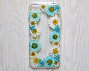 Handmade Pressed Flower phone case,dried flower case, iPhone 6 6s 7 8 Plus case,Samsung galaxy S7 S8 S9 note8 case,LG G6 case,iPhone x case