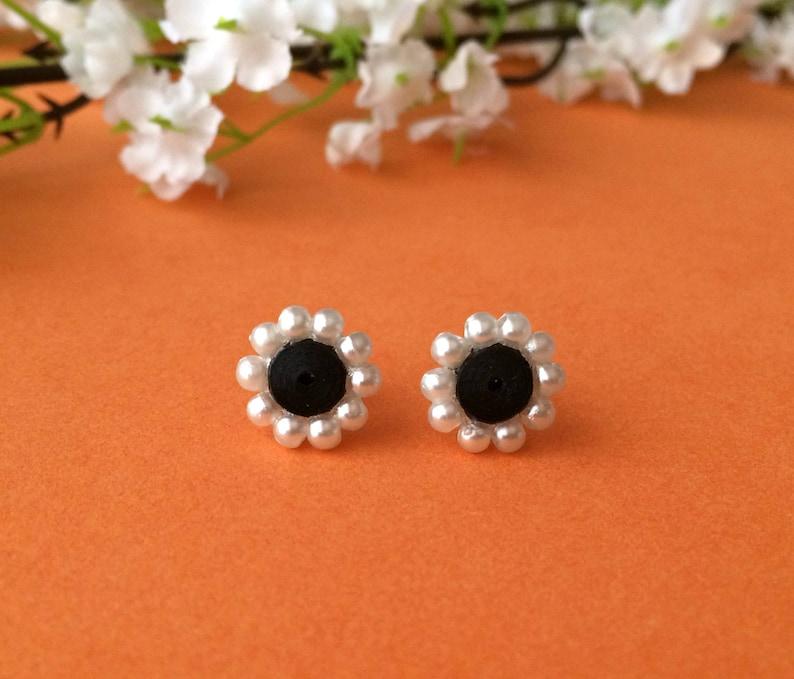 a8fe85f20 Everyday tiny studs Tiny stud earrings Dainty earrings | Etsy