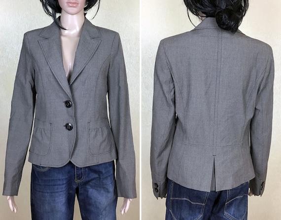 Women's Cropped Blazer by Jake's, 90s Vintage, Siz