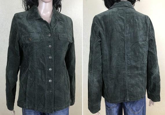 Women's velour military style jacket velvet jacket