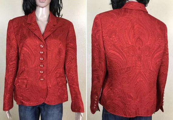 Women's Woolen Blazer by M.A.C.S. München Barbara