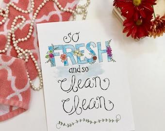 So Fresh and So Clean Clean Digital File