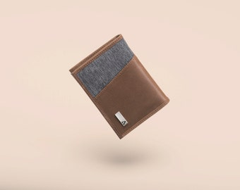 Complete Tri-Fold - Brown