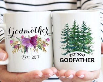 Godparent gift idea | Etsy