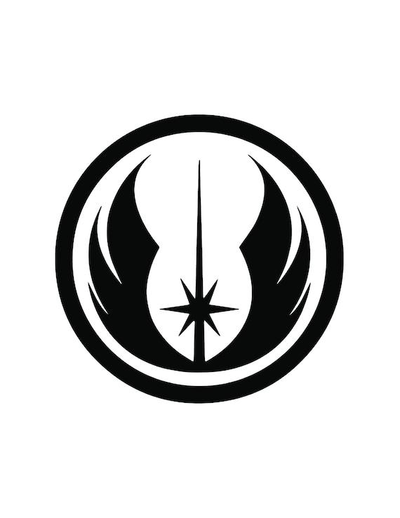 Star Wars Jedi Order Vinyl Car Window Laptop Decal Sticker