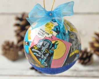 Batman ornament | Etsy