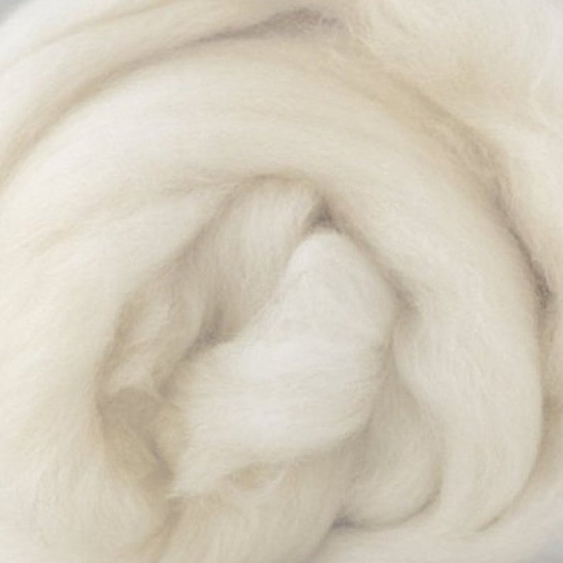 450gm Wool roving bundle 9 colours Neutral browns 19micron wool tops