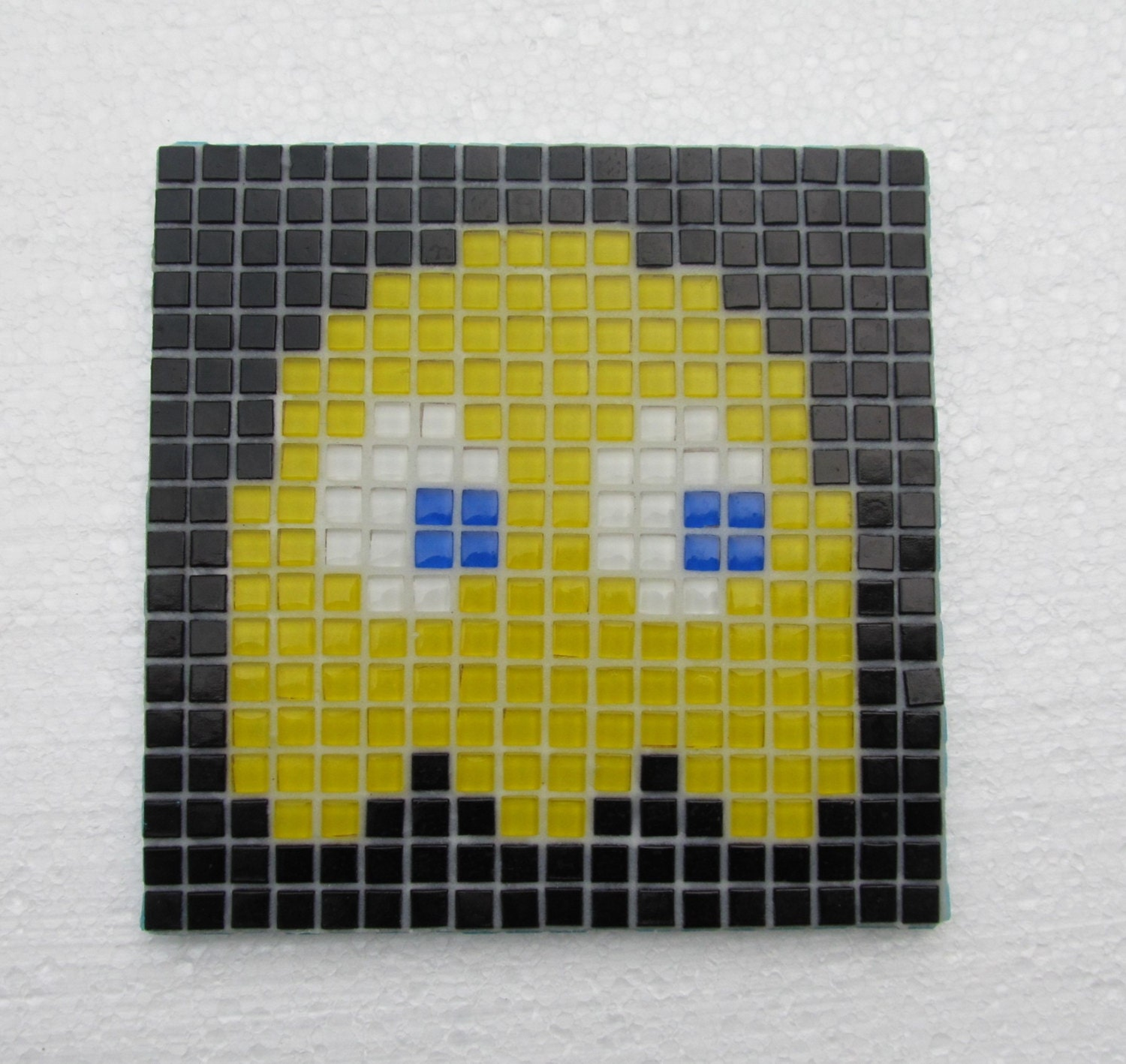 Original Pacman mosaic wall art Pacman ghost Pokey Clyde | Etsy