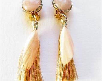 Earring clip earring 17689