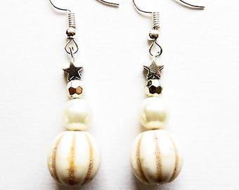 Earring hooks earrings 17601