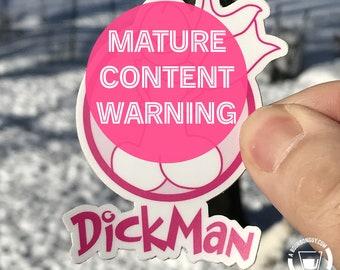 STICKER | DickMan