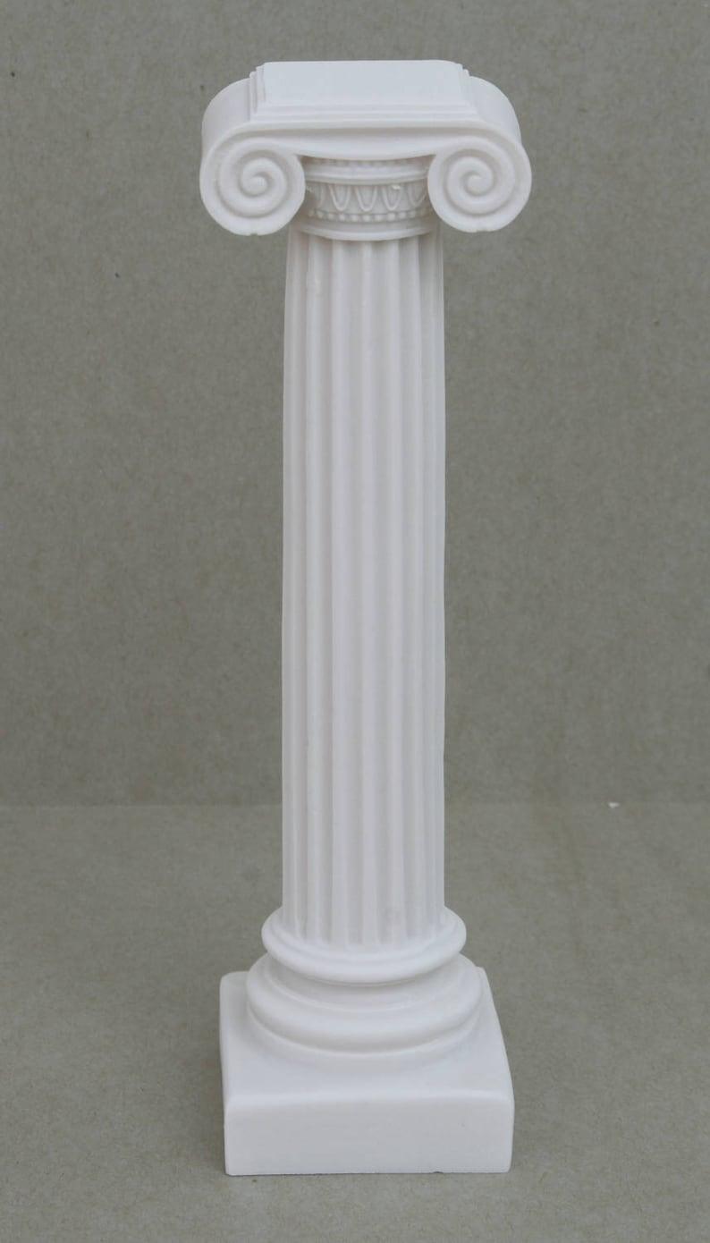 Colonne grecque ionique commande ancienne décoration | Etsy