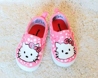 Hello Kitty Shoes- sz 2