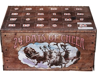 Craft Advent Box