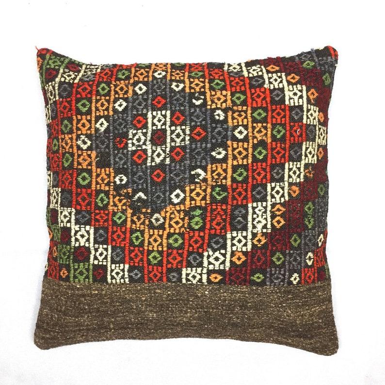 60X60 cm 24X24 inches,Accent Pillow,Large Pillow,Carpet Pillow,Moroccon Pillow,Decorative Pillow,Ethnic Pillow,Antique Pillows,Rug Pillows
