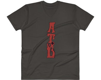 "The ""ATL"" Unisex V-Neck T-Shirt"