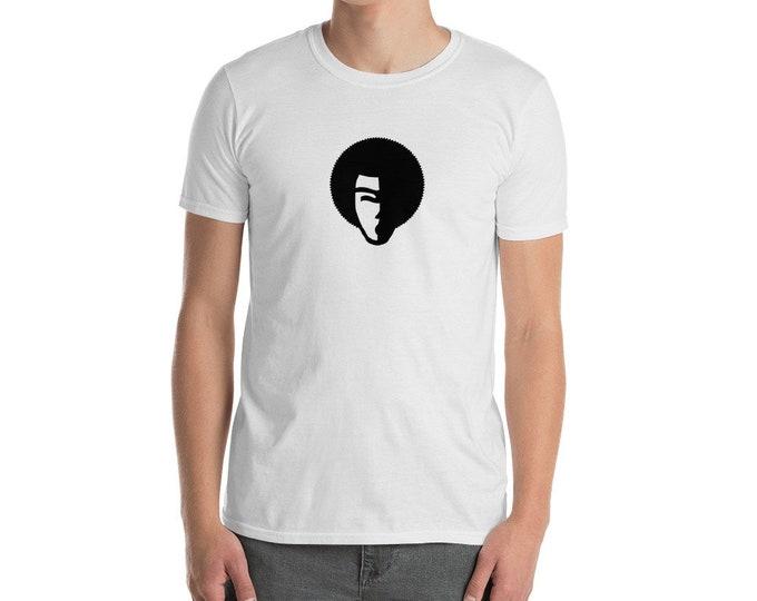 urban/shout Logo Unisex SS Tee (White)