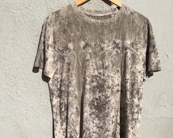 Organic cotton t-shirt natural dyed #4
