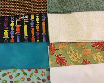 Scrap Fabric Lot No. 4