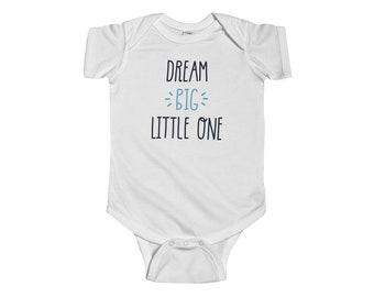 Infant Bodysuit, Dream Big Bodysuit
