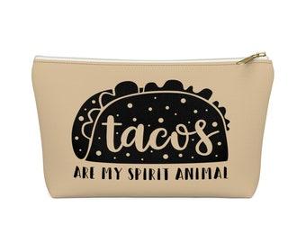 Makeup Bag: Tacos