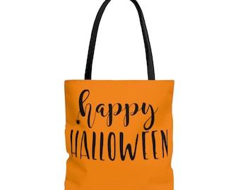 Trick or Treat Bag: Orange
