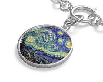 Starry Night Chunky Chain Bracelet