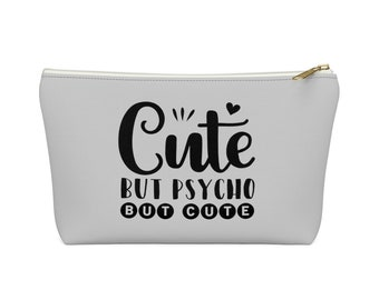 Makeup Bag: Cute but Psycho
